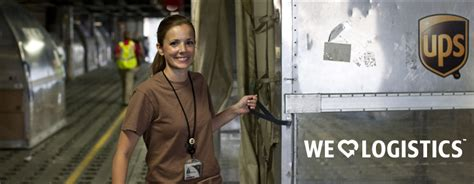 and careers at united parcel service