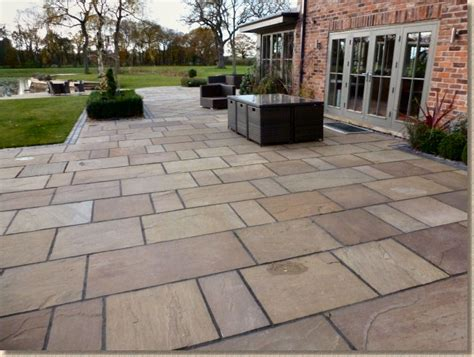 Patio In by Paths Patios Fife Gardening Services