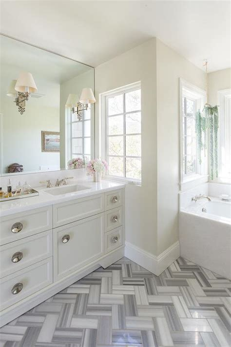 chevron bathroom ideas chevron floor tile goenoeng