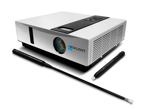 boxlight projectowrite2 interactive whiteboard projector
