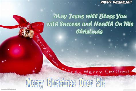 merry christmas wishes  boss