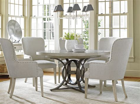 lexington dining room set lexington oyster bay 5 piece calerton round dining set by