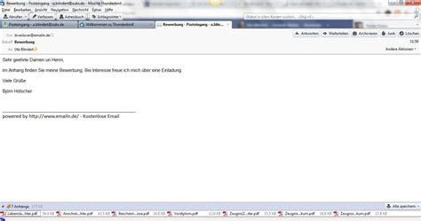 Bewerbung Anschreiben Email Anhang E Mail Bewerbung Anschreiben In Email Oder Anhang 7