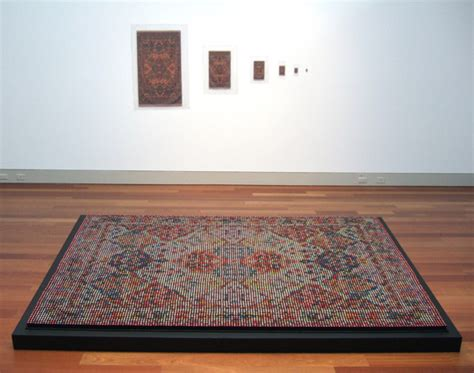 Rug Works Wilmington Nc by Quot Floored Quot Featuring Works By Devorah Sperber Cameron