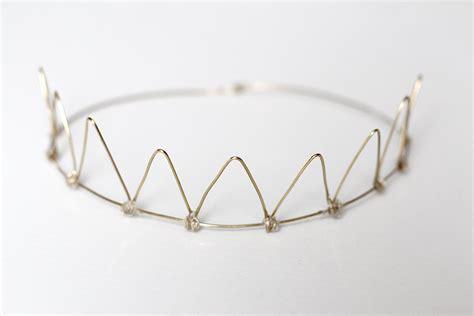 craft wire crown diy wire birthday crown xfallenmoon