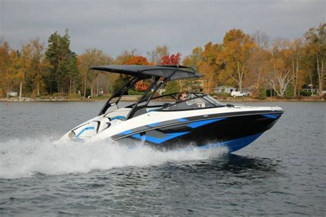 yamaha boats test 2016 yamaha 242x e series boat test review 1203 boat tests