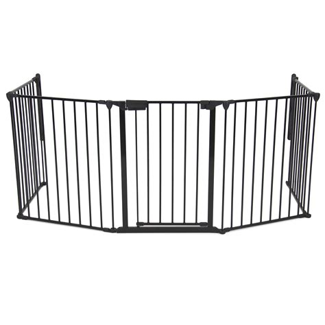 Child Fireplace Safety Gate by Baby Safety Fence Hearth Gate Bbq Gate Fireplace Metal Plastic Ebay