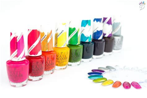 opi color paints premi 232 res impressions