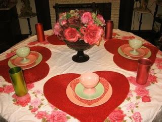 table setting valentines decorations ideas ideas day table decoration ideas