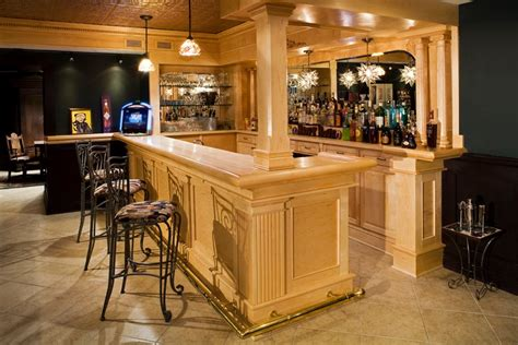 how to make a basement bar basement renovation in baltimore md