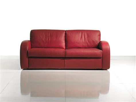 classic sofa bed 2 seater leather sofa bed simply classic simply collection