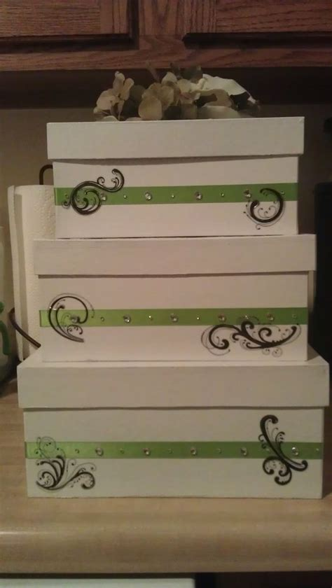 Wedding Card Box Joann Fabrics by I Created This Wedding Card Box For A Friend S Wedding
