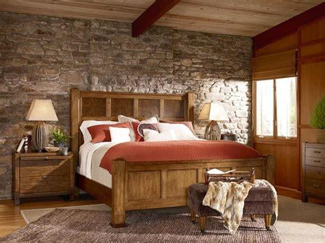 beautiful rustic bedroom designs
