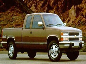 chevrolet  extended cab pricing ratings