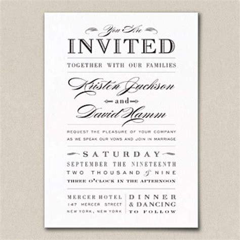 custom sample wedding invitations samples valo
