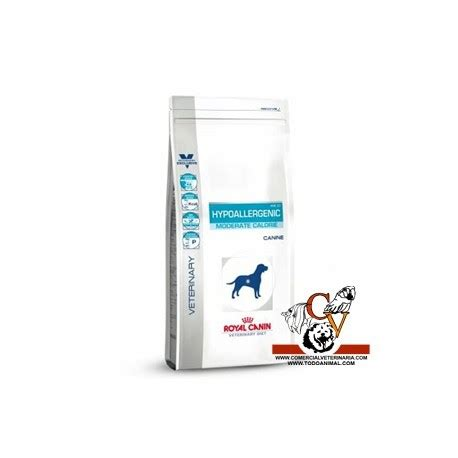 Hypoallergenic Royal Canin hypoallergenic moderate calorie