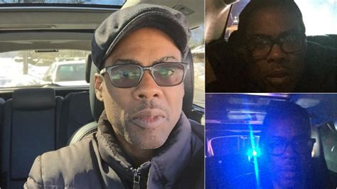 Chris Rock No In The Chagne Room by Chris Rock Posts Selfies Of Stopping Him Three