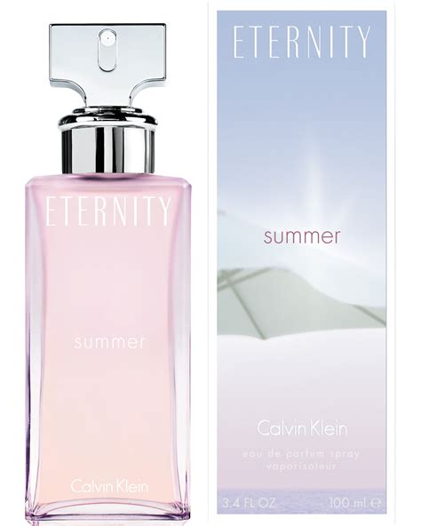 Parfum Calvin Klein Eternity Summer eternity summer 2014 calvin klein perfume a new