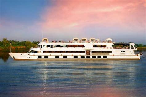 sanctuary sun boat iii luxury nile cruise - Sun Boat Iii