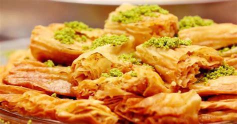nursel ile ramazan sofrası halka nursel ile ramazan sofrası cevizli baklava tarifi