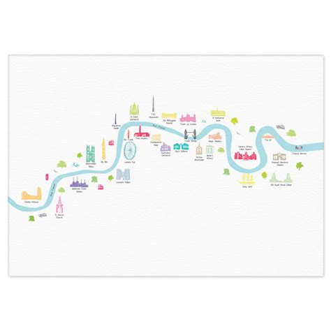 river thames questions river thames london thames barrier to chelsea print by