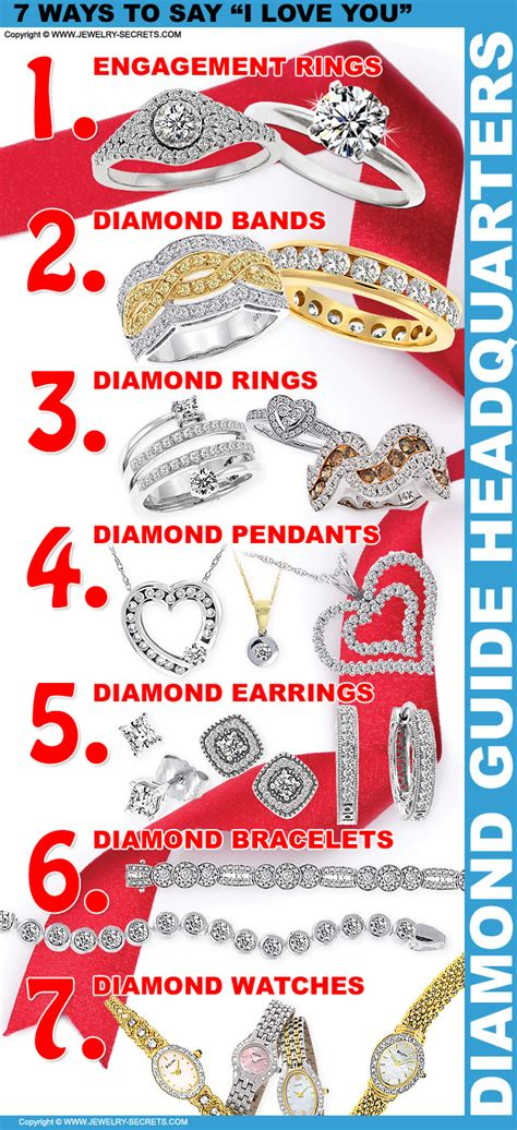 7 Ways To Say I You by 7 Ways To Say I You Jewelry Secrets
