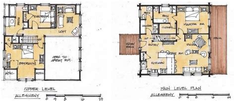 One Story House Plans With 4 Bedrooms Cabin And House Plans By Estemerwalt Home Design Garden