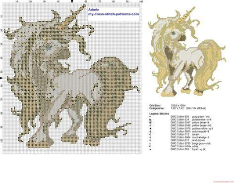unicorn needlepoint pattern 40 best unicorn cross stitch images on pinterest unicorn