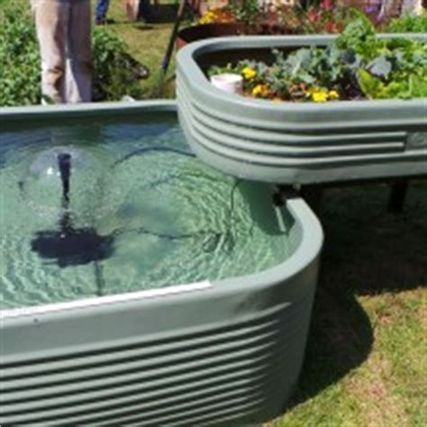 backyard aquaponics perth metro delivery ponds
