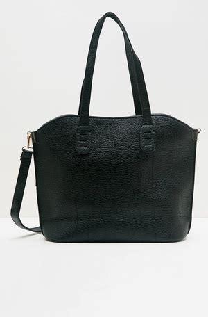 Stratto Kallista Tote Bag Black jual fashion wanita pakaian dan aksesoris berrybenka