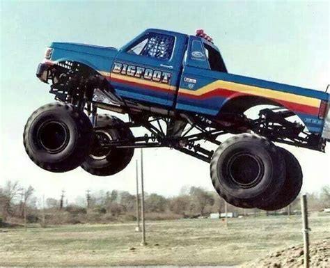 bigfoot 8 truck 17 best images about trucks bigfoot on