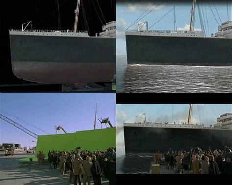 film titanic jak powstal titanic efekty specjalne