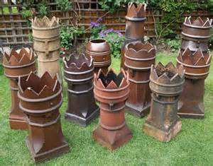 Garden Clay Chimney Chimney Pots I Two Of These And I Use Them As