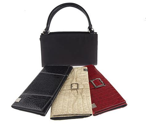 Designer Handbags Page A Daily Purse Calendar by The Miche Bag With 3 Interchangeable Designer Shells