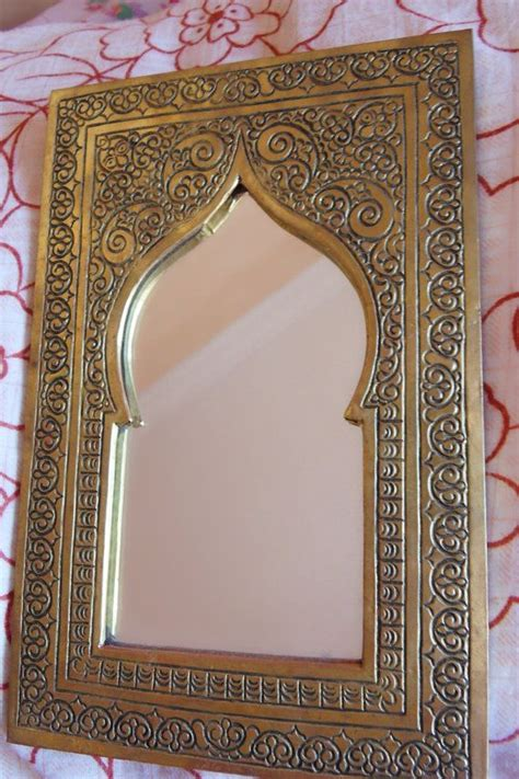 moroccan mirror ideas  pinterest handmade