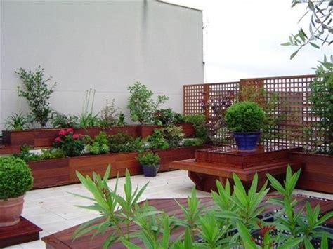terrasse en ville jardins de r 234 ve en ville jacky la verte