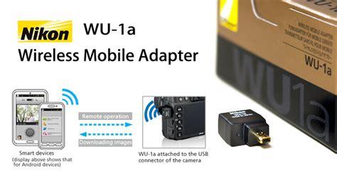 Wifi Nikon D7100 wireless mobile adapter for nikon df d7100 d5200 d3300 d3200