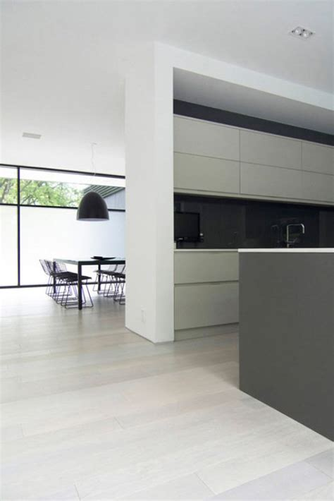 minimalist family ultra minimalist family home in black and white digsdigs