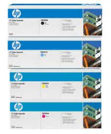 Toner Hp Hp 824a Colour Cb380a Cb381a Cb382a Cb383a officetoner au where to buy discounted inkjet and toner cartridges colour toner and