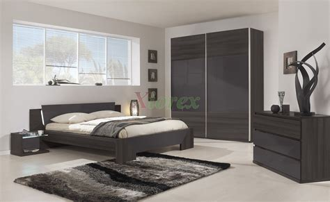 Gami Bedroom Furniture Modern Bed Gami Trapeze Bed Set Modern Bedroom Set By Gautier Xiorex