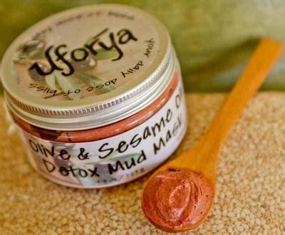 Sesame Detox by Olive Sesame Detox Mud Mask