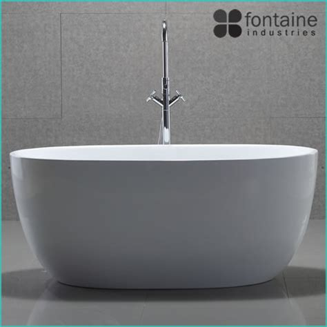 ariana freestanding bath 1400 fontaine industries