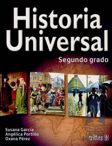 libro historia universal del la historia universal 2 librerias hidalgo