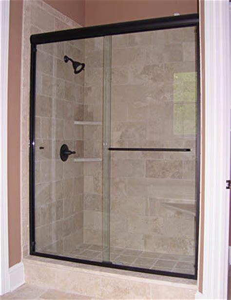 framed shower doors in scottsdale and