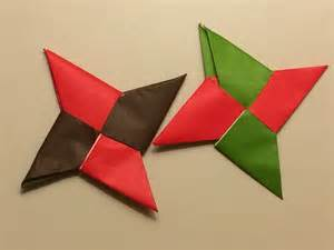 origami for beginners ninja star youtube