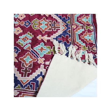 Tapis Cachemire by Tapis Indien Cachemire Soie Bord 233 E Boutique Indienne