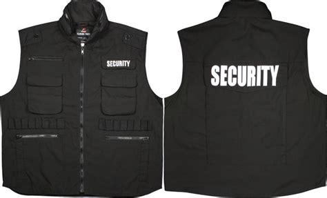 security vest black security tactical enforcement ranger vest with s to 4x ebay