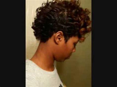 black hairstyles for medium hair youtube short hair styles for black women youtube