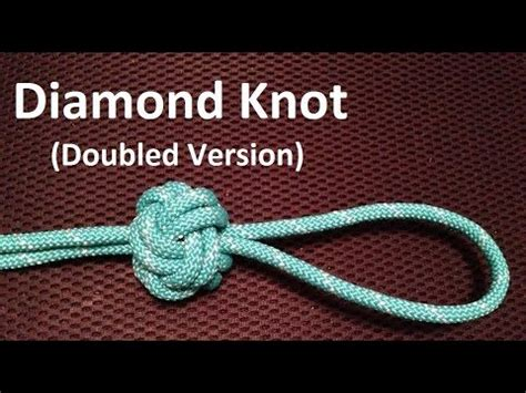 How To Tie Decorative Knots by How To Tie A Knot Decorative And Practical