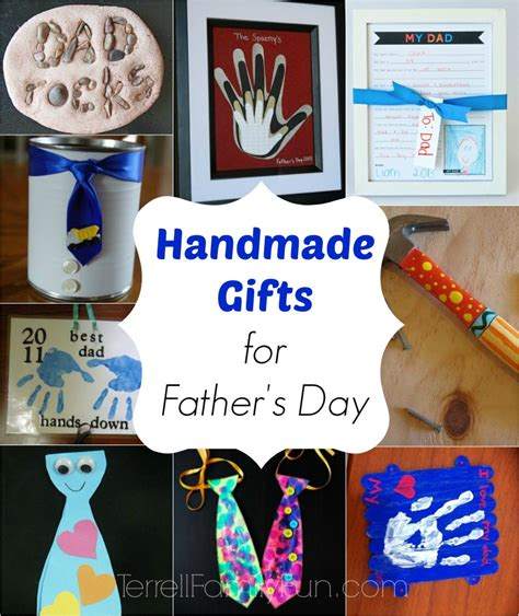 Handmade Gifts For Fathers Day - gifts for crafts